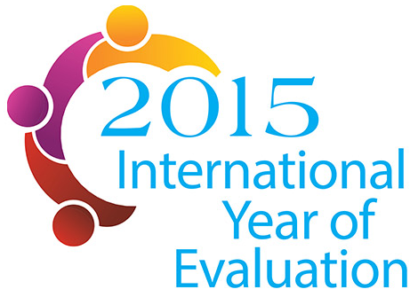 CES 2015 International year of Evaluation