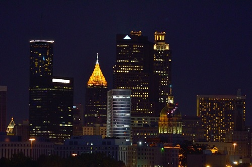 atlanta-georgia-at-night
