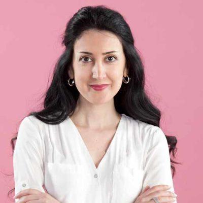 Roxana Salehi