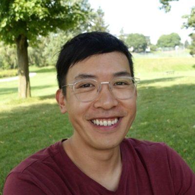 Steven Lam headshot.